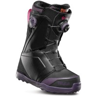 Thirtytwo Lashed Double BOA Women (Black/Purple)