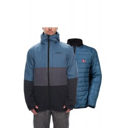686 Smarty 3-in-1 Form Jkt (BLUESTEEL-19)