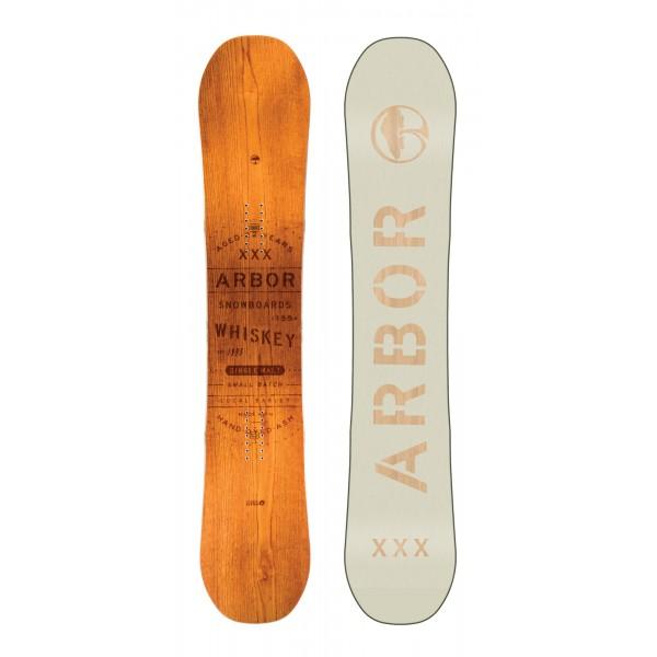 Belconnen Ski N Board Arbor Whisky 19