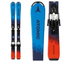 Atomic Vantage JR (Blue Red) - 21 + C5 Binding