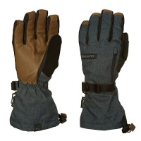 Dakine Leather Titan (Carbon) -20