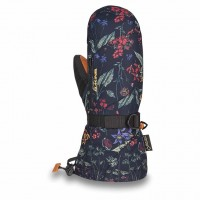 Dakine Leather Sequoia Mitt (botanics) -20 - Womens