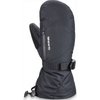 Dakine Leather Sequoia Mitt (Black) 20 Womens