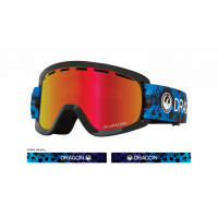 Dragon Lil D DartBlue Kids Goggle (LL Red Ion-20)