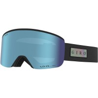 Giro Ella (BLACK IRIDESCENT Vivid Royal) + Vivid Infrared - 20