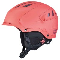 K2 Virtue Audio Womens Helmet (Coral) - 20