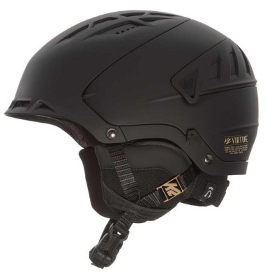 K2 Virtue Audio Womens Helmet (Black) - 20