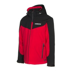 Karbon Chromium Jkt (Red-RD)
