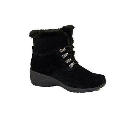 Kombu Meribel (BLACK SUEDE-18)
