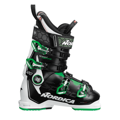 Nordica Speedmachine 120 (BLACK-WHITE-GREEN) -19