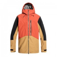Quicksilver TR Strech Jkt (BARN RED-RQJ0) - 20