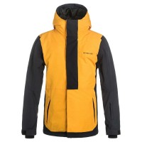 Quiksilver Ambition Youth Jkt (Cadium Yellow- NKL0)