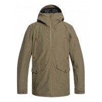 Quiksilver Drift Jkt (GRAPE LEAF-CRE0) - 20
