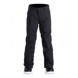 Quiksilver Estate Youth pnt (BLACK)