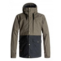 Quiksilver Horizon Jkt (Grape Leaf-CRE0) -19