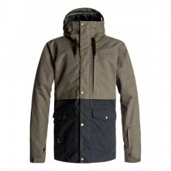 Quiksilver Horizon Jkt (Grape Leaf-CRE0)