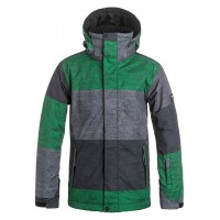 Quiksilver Mission Printed Youth jkt (GZD3)