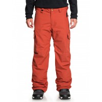 Quiksilver Porter Pant (BARN RED-RQJ0) - 20