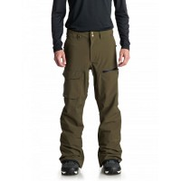 Quiksilver Utility Pants (Grape Leaf - CRE0 -19)