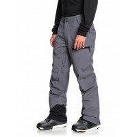 Quiksilver Utility Pants (Iron Gate) - 21