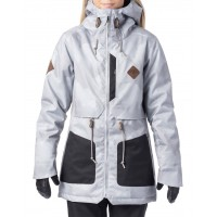 Ripcurl Amity jkt (HIGH RISE GREY) - 20