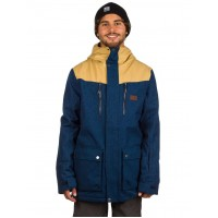 Ripcurl Cabin Jkt (DRESS BLUE) 19