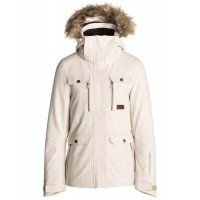 Ripcurl Chic Fancy Jkt (CRYSTAL GREY)
