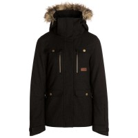 Ripcurl Chic Fancy Jkt (JET BLACK)