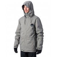 Ripcurl The Top Notch Jkt (STEEL GREY) - 20