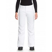Roxy Backyard Pant (Bright White - WBB0 - 19)