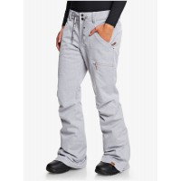 Roxy Nadia Pant (HEATHER GREY-SJEH) - 20