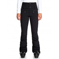 Roxy Rising High Pant (TRUE BLACK-KVJ0) - 20