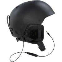 Salomon Brigade Audio Helmet (Black)