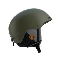 Salomon Brigade Helmet (OLIVE NIGHT-19)