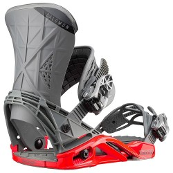 Salomon Defender (Grey/Red-19)