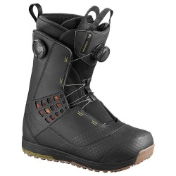 Salomon Dialogue Focus Boa Wide (Black) -19