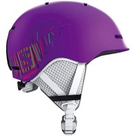 Salomon Grom Junior Helmet (Purple) -19