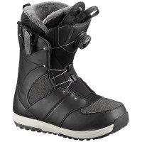 Salomon Ivy BOA SJ (Black-19)