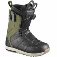 Salomon Launch BOA SJ (Olive Night) -19