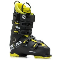 Salomon X PRO 110 (Blk/Acid Green - 19)