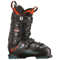 Salomon X PRO 120 (Blk/Blue/Orange)