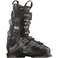 Salomon S/Pro 120 (Black/Bulluga/Red) -20