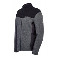 Spyder Encore Full Zip Fleece Jkt (Black Ebony) -21