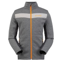 Spyder Encore Full Zip Fleece Jkt (Ebony) -20