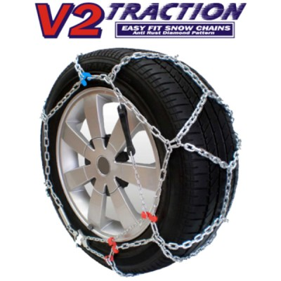 V2 Traction Chain (KB 16mm 4WD Series)