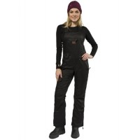 XTM Layla  Ladies Bib Pant (BLACK)