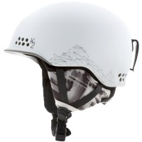 K2 Ally Pro Ladies Audio helmet (white)
