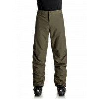 Quiksilver Estate Pants (Grape Leaf-CRE0-18)